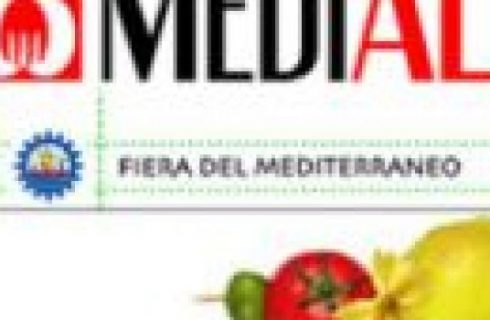 Medial, in Sicilia per l'agroalimentare