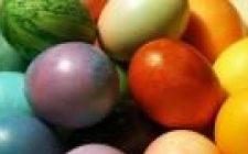 Buona Pasqua, e tante, tante uova a tutti !