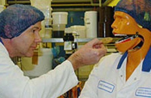 La robotica al servizio del biscotto da tè