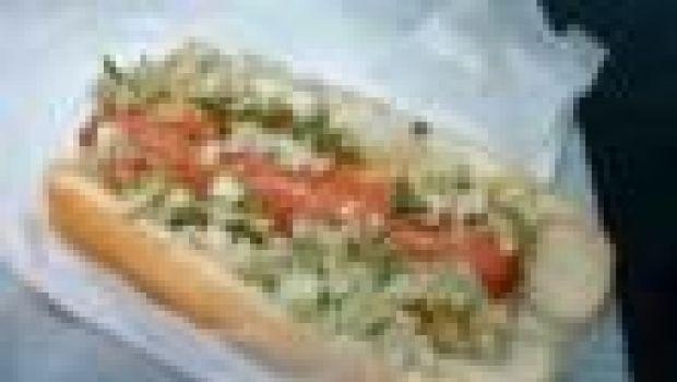Piano con gli hot-dog