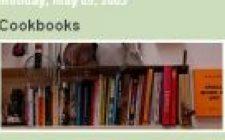 Libri di cucina e di ricette