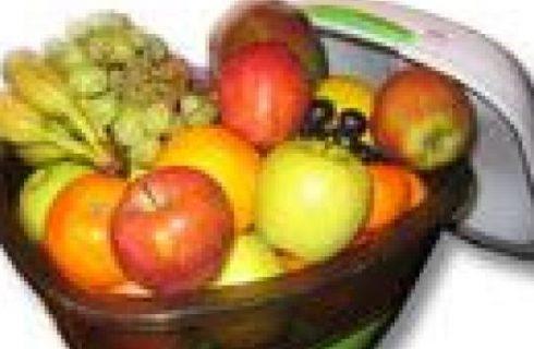 Frutta e verdura fanno bene ai polmoni