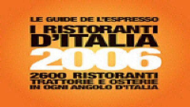 Guida ai ristoranti dell'Espresso 2006