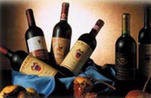 I vini rossi della Toscana