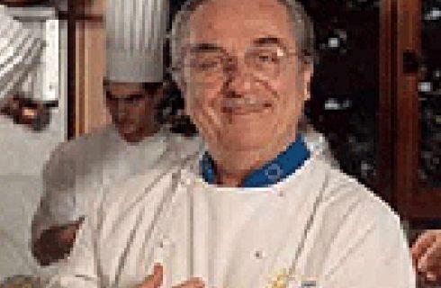 Gualtiero Marchesi, tra semplicità e bellezza in cucina