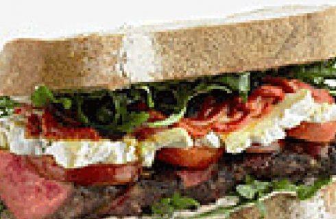 McDonald Sandwich: il panino di lusso