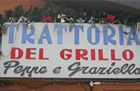 Trattoria del Grillo a Monterotondo