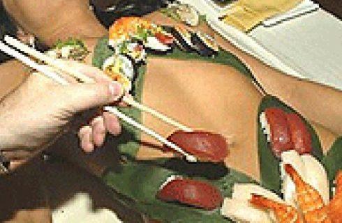 Body sushi: piatti in carne ed ossa