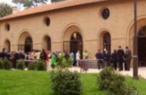 Ristorante Limonaia a Villa Torlonia
