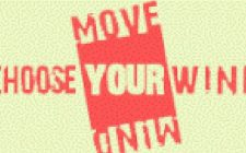 Move your mind Choose your wine