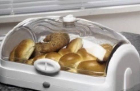 Porta pane sottovuoto