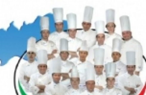 12 Medaglie italiane al Kremlin Culinary Cup