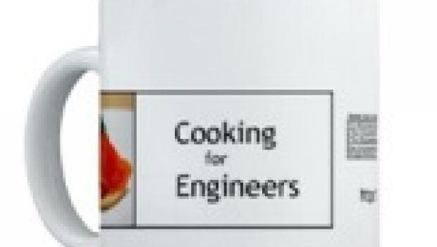 Cucina per ingegneri