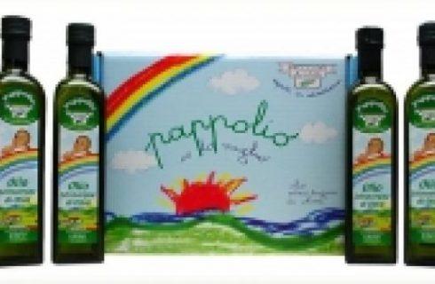 Pappolio, l'olio per i bambini