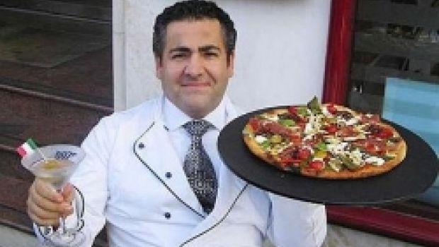 Una pizza da 007