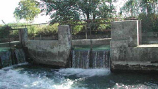 Dove casca l'acqua del Clitunno
