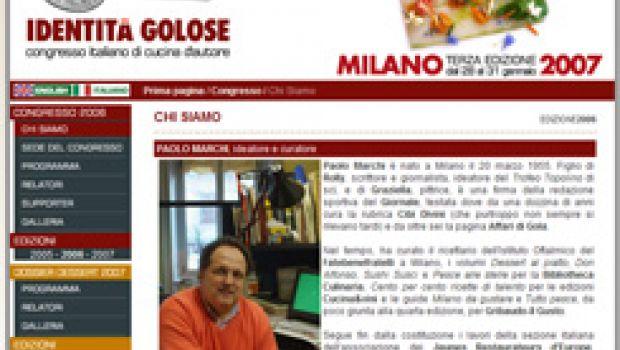 Identità golose: a Milano il congresso della cucina d'autore