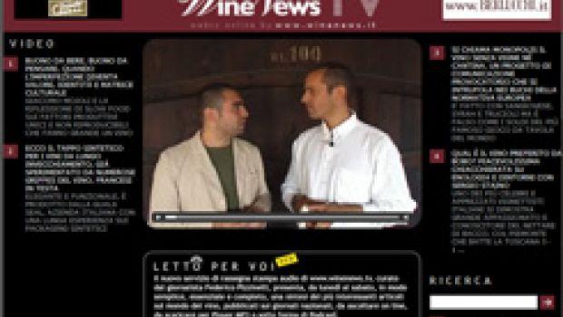 Wine news tv: quando il vino fa notizia
