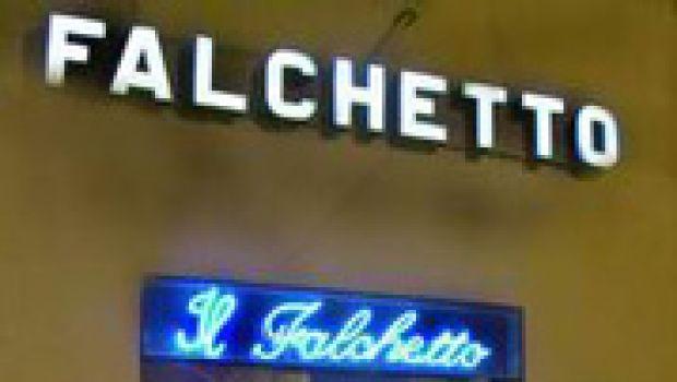 Al Falchetto, ristorante rapace