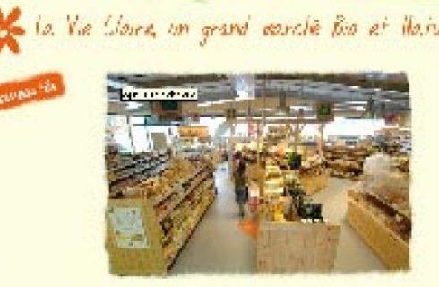La Vie Claire: il bio mercato di Parigi