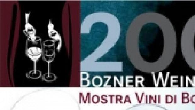 Bolzano : La mostra dei vini