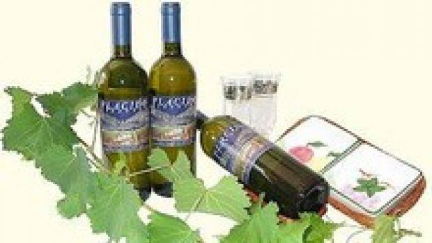 Centopassi, il vino