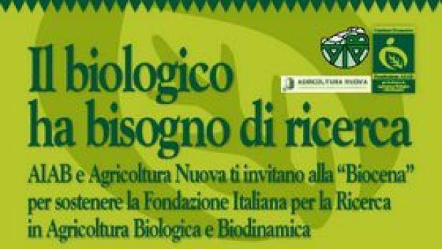 Roma: una BioCena per la ricerca
