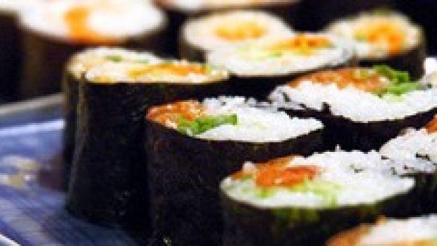 Sayonara sushi!!