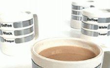Thè? Caffè? Cioccolata? Lo dice la tazza!
