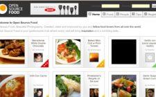 Open Source Food, il cibo è 2.0