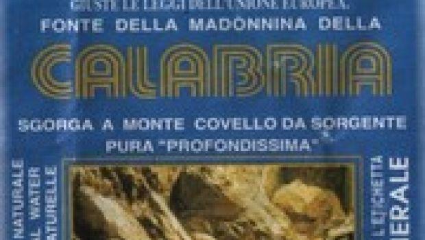 Dalla Calabria l'acqua sempre pura