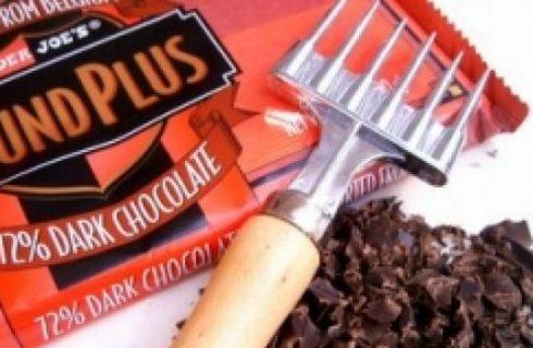 Chocolate chipper: il trita-cioccolato