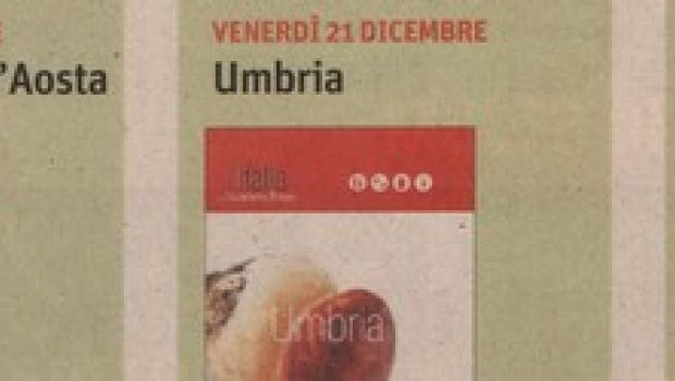 Il Sole, il Gambero, l'Umbria