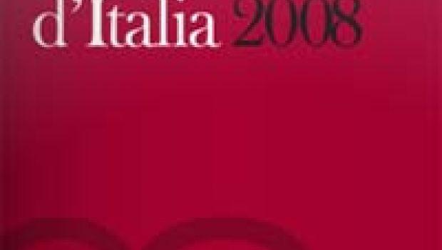 Guida Espresso, Vini d'Italia 2008