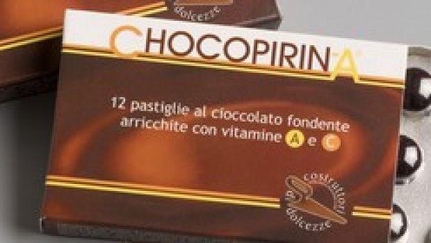 Chocopirin-A: il cioccolato in farmacia
