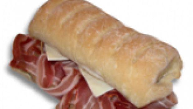"""I panini dello  """"zozzo"""" al Foro Italico"""