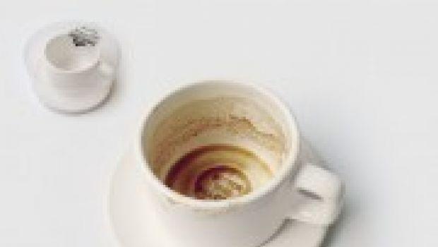 Le tazzine da caffè che augurano buona fortuna