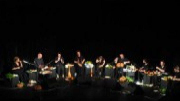 Vegetable Orchestra: musica per le orecchie e per… il palato