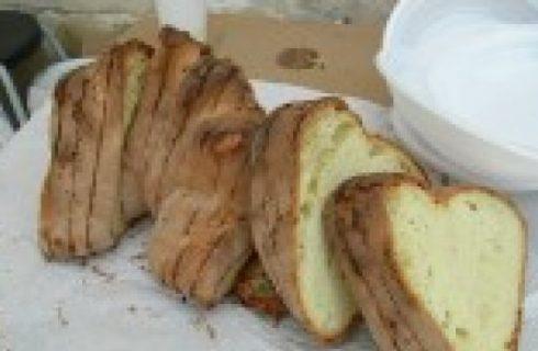 Una nuova forma per il pane di Matera