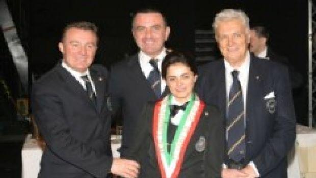Nicoletta Gargiulo, miglior sommelier d'Italia 2007