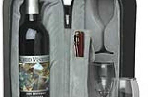 Una valigetta per il vino