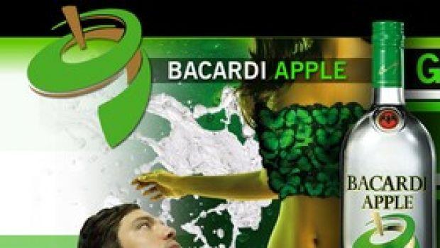Bacardi apple: il rum incontra la mela