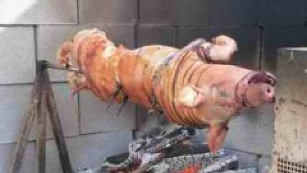 Sagra di Antillo, specialità dal maiale e dal cinghiale