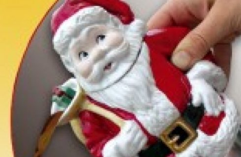 Regali di Natale: la caffettiera di Babbo Natale