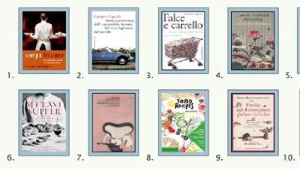10 libri di cibo del 2007 da regalare a Natale