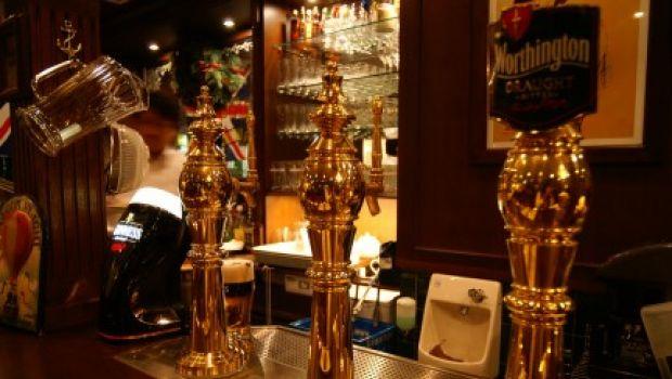 Crollano i consumi di birra nei pub inglesi