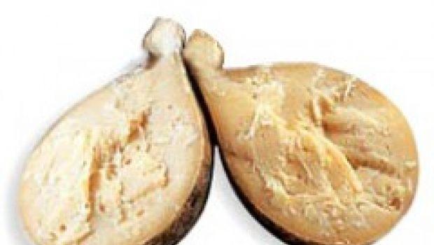 Formaggi tipici: Caciocavallo Podolico