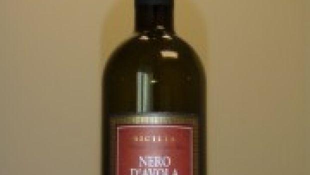 Un vino di qualità tra i 5 e i 7 euro: Nero d'Avola 2005 – Morgante