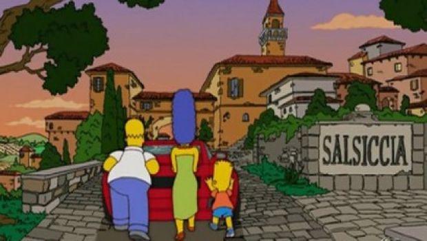 Bob l'italiano: i gastro-Simpson