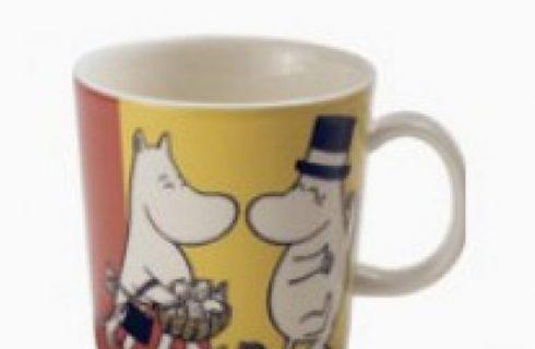 Le tazze Moomin di Arabia